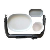Бампер со столиком Priam/Snack Tray Priam LS Grey-grey, Cybex (арт. 517001674)