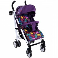 Коляска-трость Carrello Allegro Kitty Purple CRL-10101/1