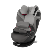 Автокресло Pallas S-fix Soho Grey mid grey CYBEX 520000557