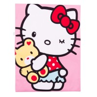 Плед Hello Kitty трикот.