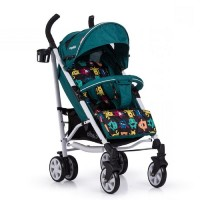 Коляска-трость Carrello Allegro Monster Green CRL-10101/1