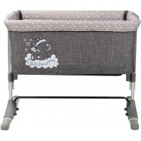Кровать детская LORELLI Sleep`n`Care Grey Elephane  10080431901